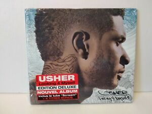 USHER : Looking 4 Myself Edition Deluxe - CD Album - Neuf / New & Selead