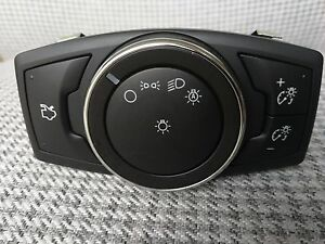 12-13-14-15-FORD-FOCUS-HEAD-LIGHT-DIMMER-TRUNK-RELEASE-CONTROLS-SWITCH-PANEL