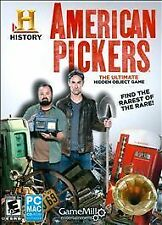 American Pickers AMR, New Mac OS X, Windows XP, Windows 7, Video Games