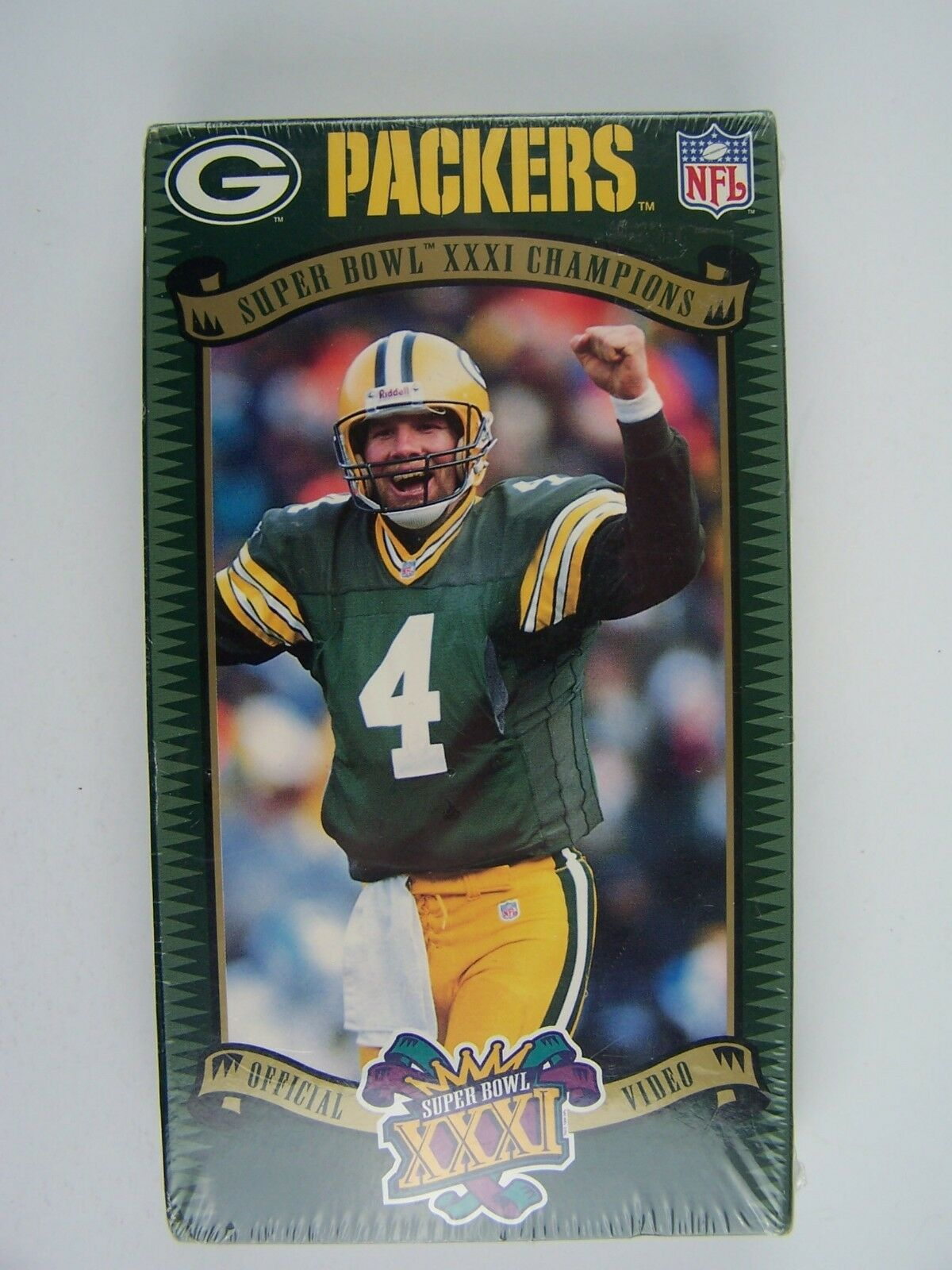 Super Bowl XXXI - Green Bay Packers Championship Offici