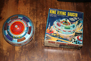 Ko PräZise King Flying Saucer Ufo Nummer 5112 Im Originalkarton