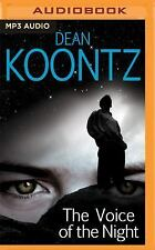 The Voice of the Night by Dean Koontz (2016, MP3 CD, Unabridged)