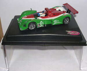 Spirit 100104 Slot Car Lola B2k / 10 # 0 Schiatarella-de Radigues Mb