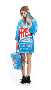 low priced e4466 e9a86 Details about 100% AUTHENTIC Moschino Couture FRESH COUTURE SPRAY BOTTLE  Case FOR iPhone 6/6S