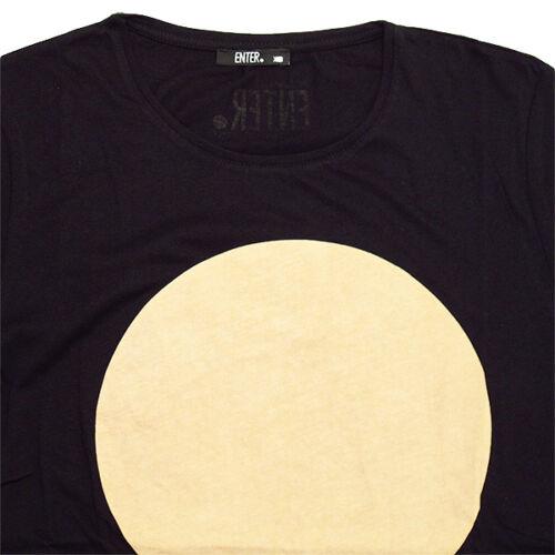 Officiel Richie Hawtin saisir Ibiza T-Shirt Homme Noir Cercle Logo Espace RRP £ 75