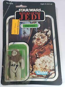 Chief Chirpa Ewok Star Wars Return of the Jedi Action Figure (70690) Kenner