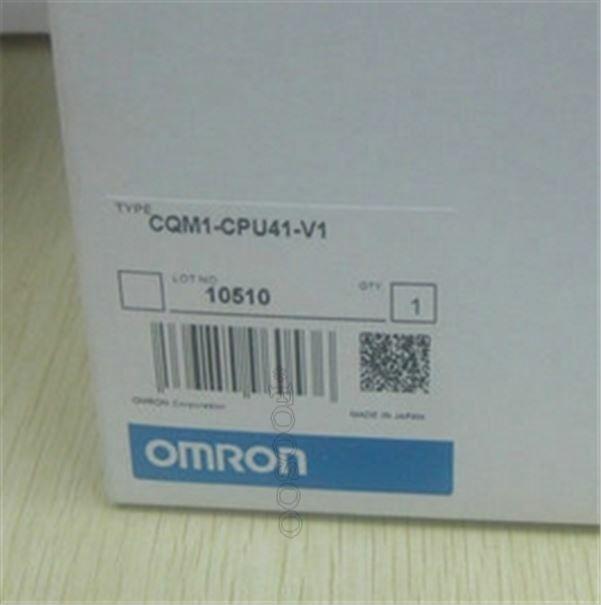 New 1Pcs Omron Cpu Unit CQM1-CPU41-V1 CQM1CPU41V1 lq
