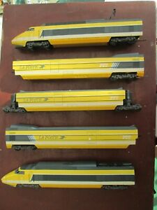 LIMA  en HO  - rame TGV LA POSTE  en 5 éléments de 1983
