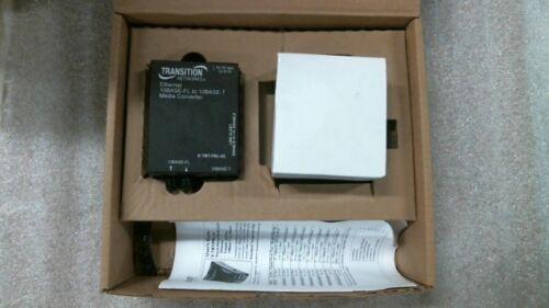 Transition Networks E-TBT-FRL-05 LH Ethernet Media Converter