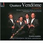 Ground IV: French Music for Clarinet Quartet (2013)