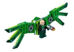 LEGO Spider-Man Vulture Minifigure 76114 Mini Fig