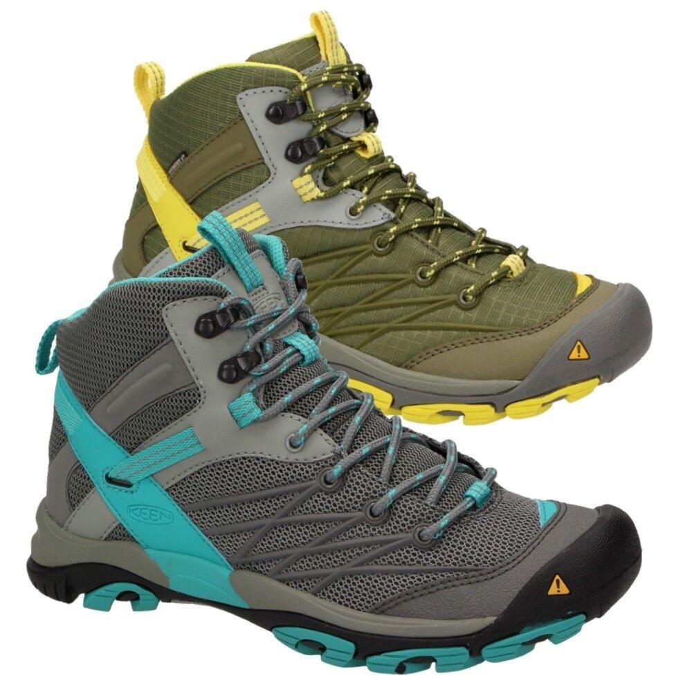 Keen Marshall Medio De Wp Zapatos Medio Mujer Botas De Medio Zapatos Trekking 2253d2