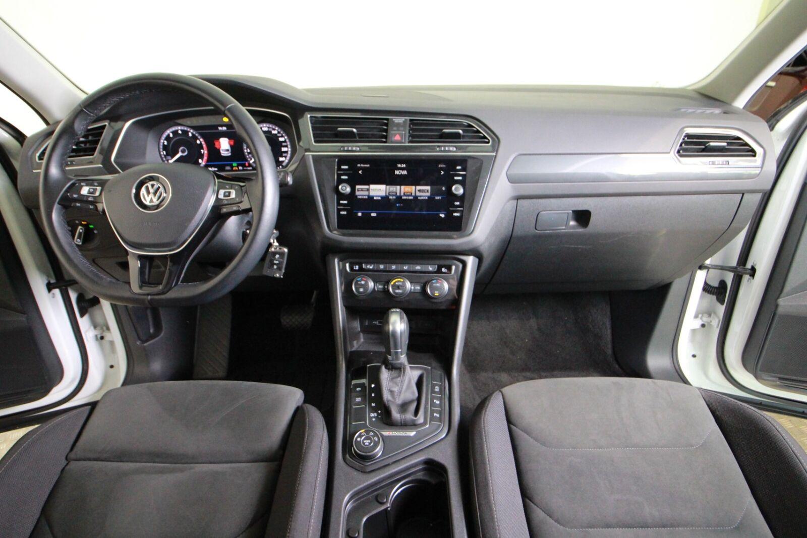 VW Tiguan 2018