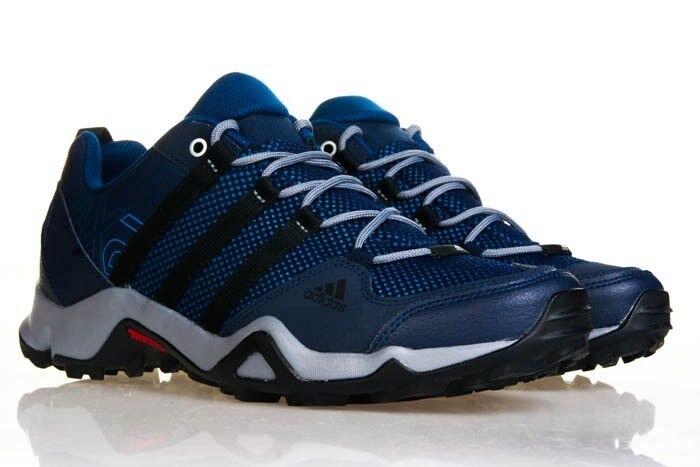 NWT homme Adidas Aq4040 Terrex Ax2 Hiking Bottes chaussures AQ4040