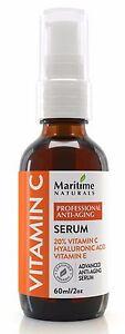 Canada's best 20% VITAMIN C SERUM,11% hyaluronic acid,organic moisturizer.