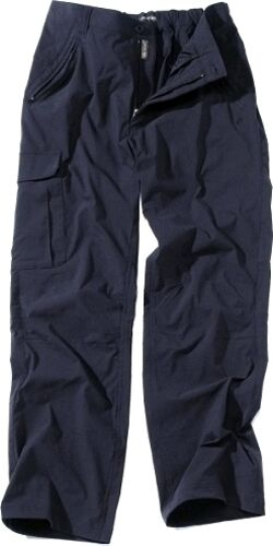 Craghoppers Mens Kiwi Warm Winter Lined Walking Trousers - Dark Navy