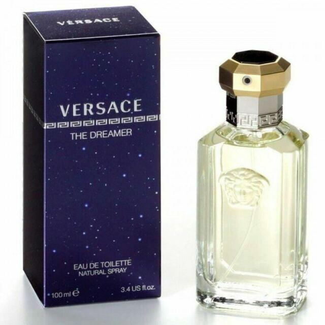 Versace The Dreamer 50ml EDT (M) SP Mens 100% Genuine (New)