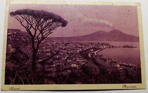 558-Antica-Cartolina-Napoli-Panorama