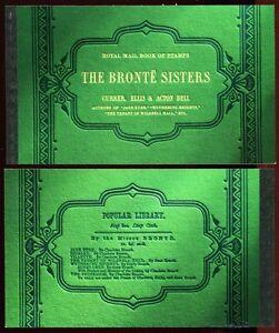 Grossbritannien-UK-GB-2005-Bronte-Schwestern-Prestige-Markenheft-148-Postfrisch