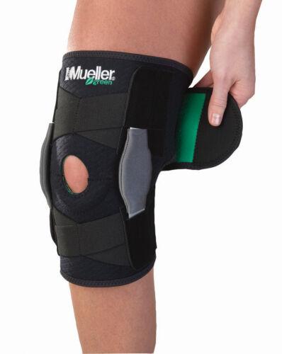 Mueller Green Line 86455 Kniebandage Kniestütze Kniegelenkbandage.