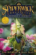 Lucinda's Secret (Spiderwick Chronicle), Holly Black, Tony DiTerlizzi, New Book
