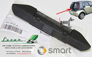 1 Maniglia Elettrica Apertura Cofano Portellone Posteriore Smart