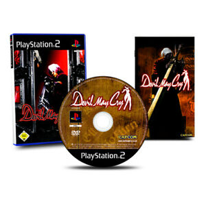 Playstation-2-PS2-Jeu-Diable-Peut-Pleurer-Emballage-D-039-Origine-avec-Manuel