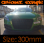 Stick-On-Mini-Number-Plate-300mm-numberplate-registraion-sticker-reflective thumbnail 2