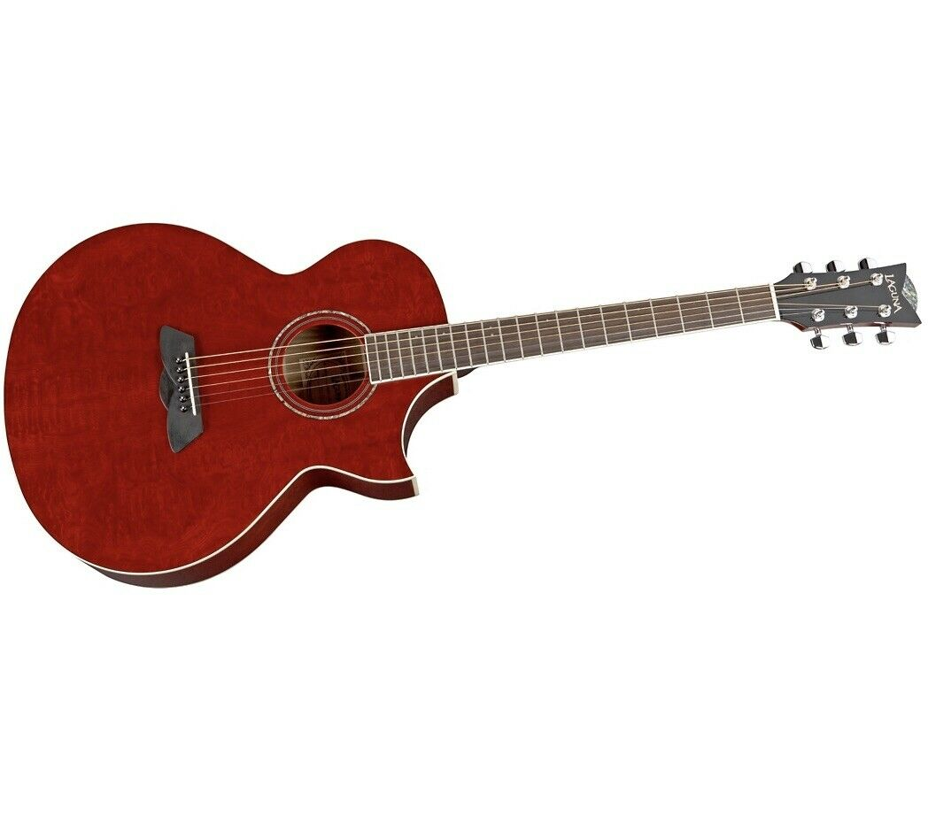 Laguna LG Series LG4CETR Cutaway Acoustic-Electric Guitar