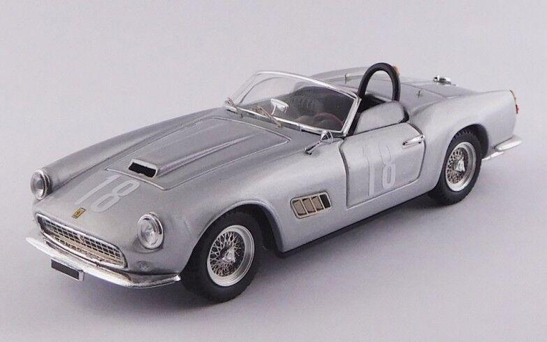 ART MODEL ART391 - Ferrari 250 California  18 18 18 1er Nassau Mémorial trophy 59 1 43 863
