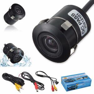 170° Car Rear View Camera Reverse Backup Parking Waterproof Night Vision CMOS