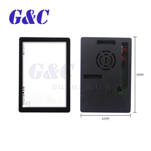 3.5 inch Touch screen LCD Display ABS Case For Raspberry Pi 3 Model B+