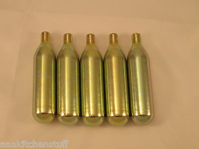 30  CO2 16g cartridge Non threaded C02 soda 16 gram keg