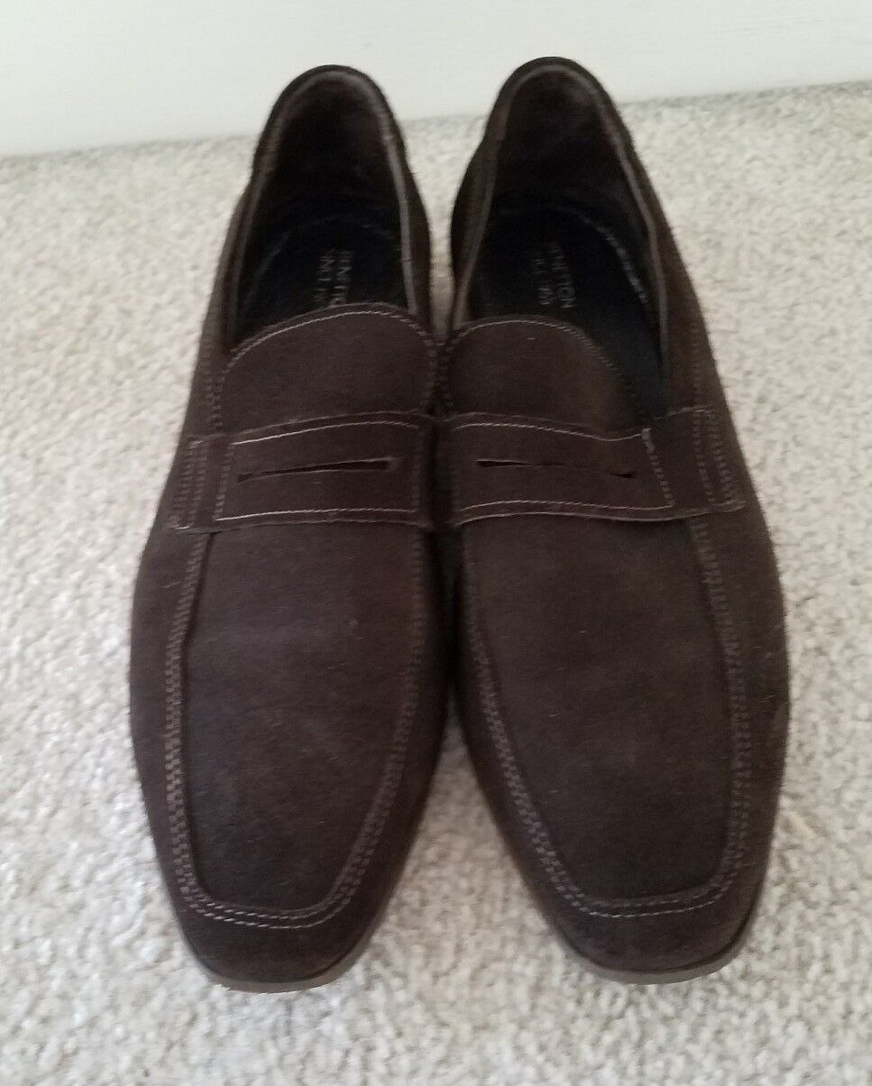 United colors of Benetton Suede Loafer Mens size 11 Rare