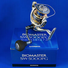 Shimano 13 BIOMASTER SW 5000PG, Japan Model Spinning Reel, 031600