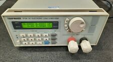 Used Tekpower Tp3710a Programmable Dc Electronic Load 150 Watts Low Ripple 2