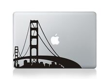 "Golden Gate Bridge Laptop Apple Decal Sticker Macbook Air/Pro/Retina 13""15"""