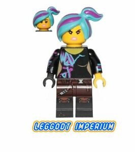 LEGO-Minifigure-Sparkle-Rinse-Lucy-Lego-Movie-2-minifig-tlm186-FREE-POST