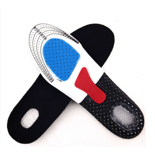 Foot Care for Plantar Fasciitis Heel Spur Running Pads Arch Orthopedic Insole#