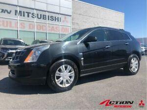 2011 Cadillac SRX LUXURY+AWD+TOIT PANO+V6+CUIR+CAMÉRA+BLUETOOTH+MAGS