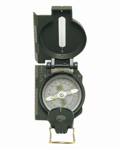 Mil-Tec RANGER ARMY Boussole metallgeh. Olive wanderkompass Marche Compas Boussole