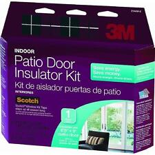 3M 2144 Indoor Insulator Kit 112 X 84 In For Use With Patio Door ...