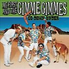 Go Down Under [EP] by Me First and the Gimme Gimmes (CD, Jan-2011, Fat Wreck Chords)