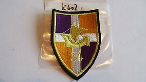 Armabzeichen-24-regiment-d-039-infanterie-Bataillon-Res-1-Stueck-k602