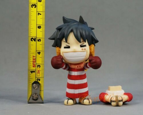 Cake Topper One Piece Straw Hat Pirates Monkey D Luffy Anime Figure K1145/_A