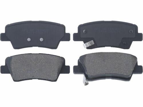 Rear Brake Pad Set For 2017-2019 Kia Sportage 2018 M244QZ PSC Ceramic