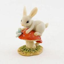 "Dollhouse Miniature Fairy Garden 1 1//2/"" Bunny w// Cabbage Planter 17452"