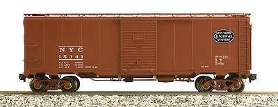 Dynamisch Accucraft Am32-561 Aar Box Car - New York Central, Verschiedene Nummern, Neuware