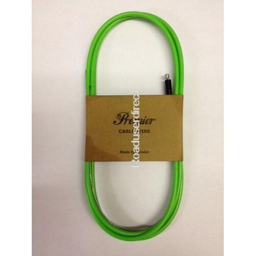 Free Delivery NEW Premier GREEN Coloured Bike Gear Cable