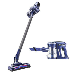 PUPPYOO WP536 Cordless Handheld Home Vacuum Cleaner Wireless Aspirator Charge US